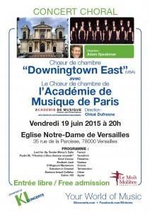 affiche concert 19 juin