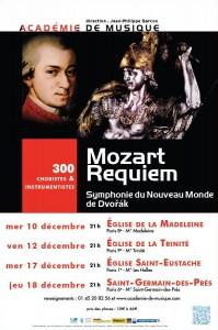 Affiche Mozart